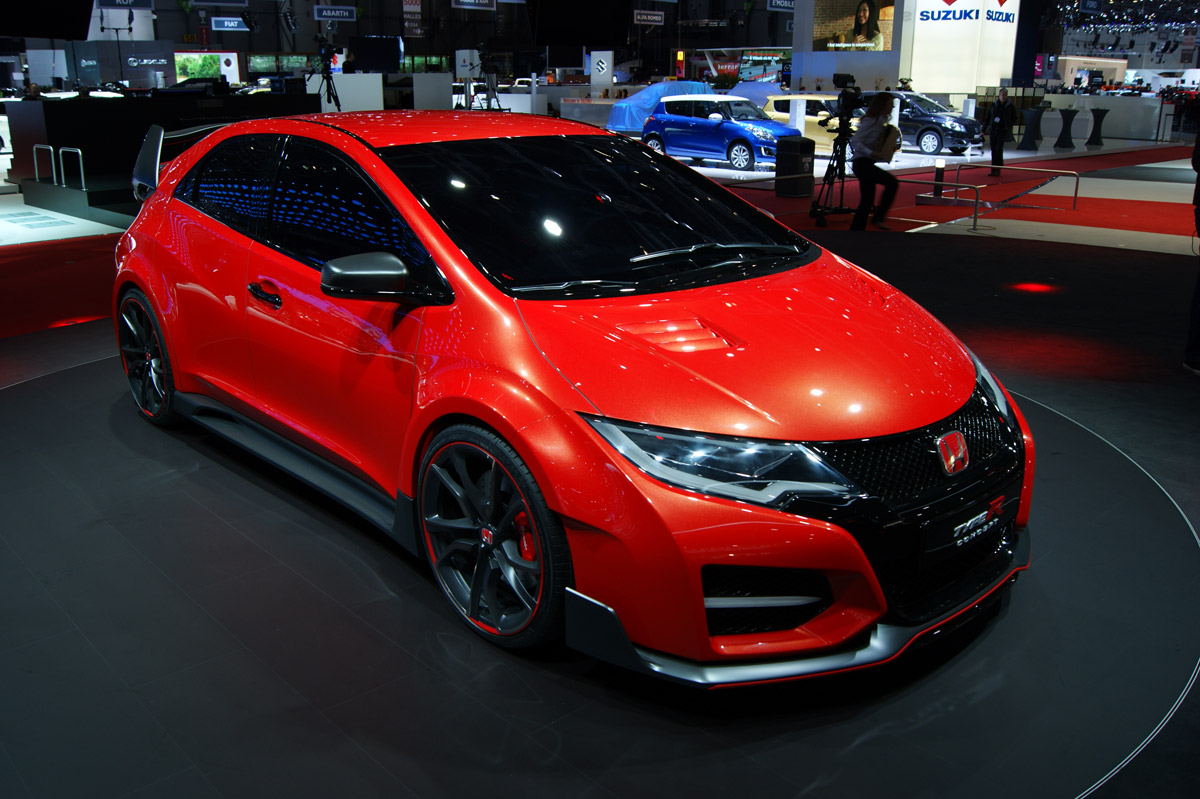 honda civic type r un nouveau mod le double visage et une sonorit de folie vid o autoday. Black Bedroom Furniture Sets. Home Design Ideas