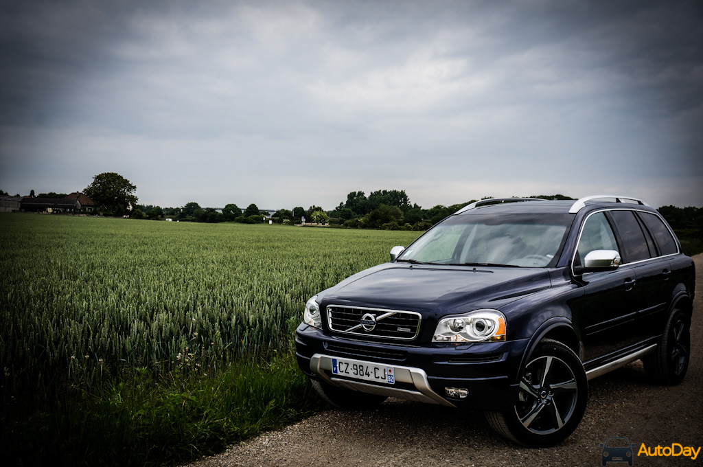 essai volvo xc90 2013 d5 awd 200ch luxe et nostalgie autoday. Black Bedroom Furniture Sets. Home Design Ideas
